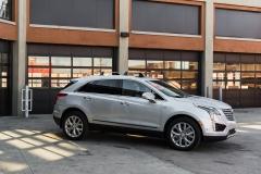2017 Cadillac XT5 Platinum Exterior 010