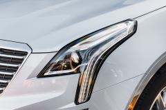 2017 Cadillac XT5 Platinum Exterior 012 headlight