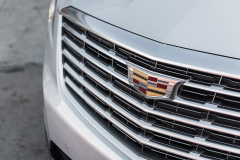 2017 Cadillac XT5 Platinum Exterior 013 Cadillac logo