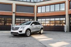 2017 Cadillac XT5 Platinum Exterior 016