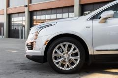 2017 Cadillac XT5 Platinum Exterior 018