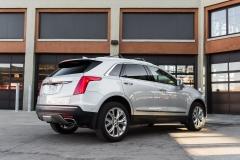 2017 Cadillac XT5 Platinum Exterior 019
