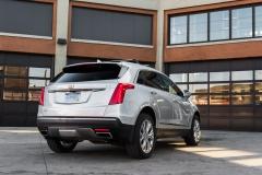 2017 Cadillac XT5 Platinum Exterior 020