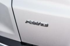 2017 Cadillac XT5 Platinum Exterior 024 AWD badge