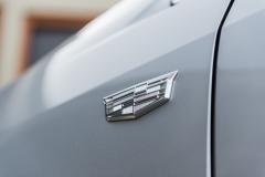2017 Cadillac XT5 Platinum Exterior 025 Cadillac logo on fender