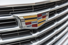 2017 Cadillac XT5 Platinum Exterior 026 Cadillac logo