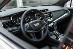 2017 Cadillac XT5 Platinum Interior 001