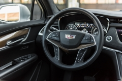 2017 Cadillac XT5 Platinum Interior 006