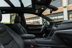 2017 Cadillac XT5 Platinum Interior 007