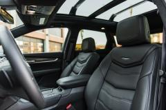 2017 Cadillac XT5 Platinum Interior 008