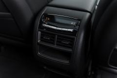 2017 Cadillac XT5 Platinum Interior 025 rear seat HVAC controls