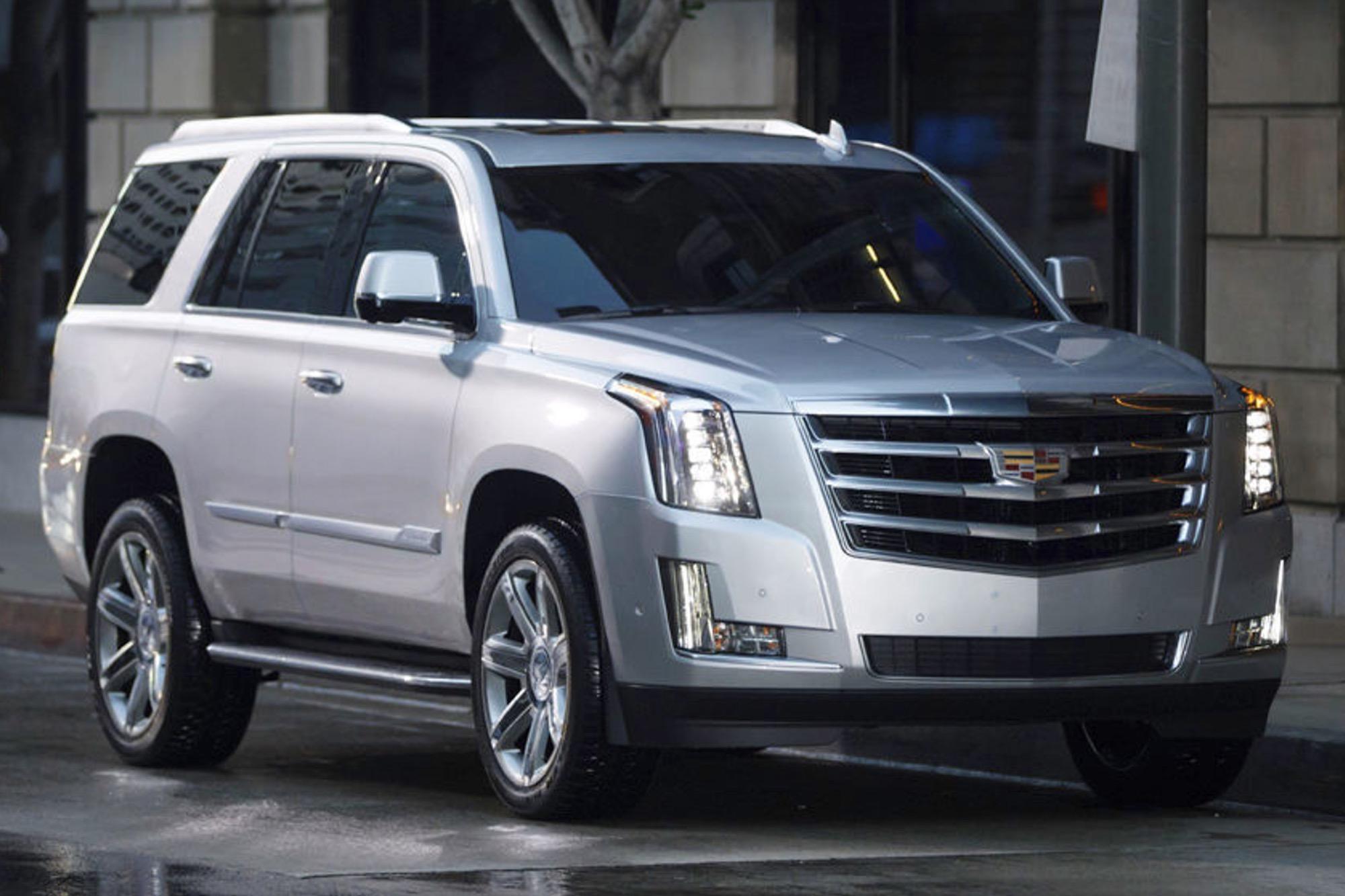 Cadillac Escalade Sales Results - Second Quarter 2018