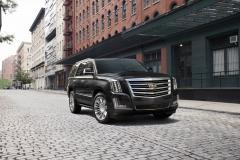 2018 Cadillac Escalade exterior 001