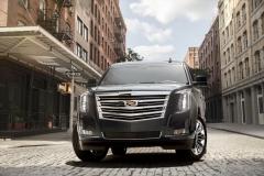 2018 Cadillac Escalade exterior 003