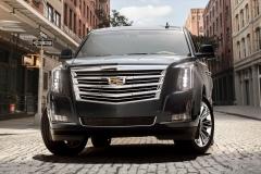 2018 Cadillac Escalade exterior 004