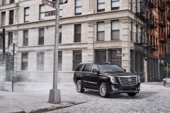2018 Cadillac Escalade exterior 005