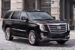 2018 Cadillac Escalade exterior 006
