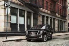 2018 Cadillac Escalade exterior 007