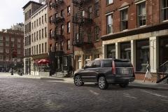2018 Cadillac Escalade exterior 009