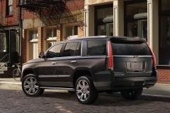 2018 Cadillac Escalade exterior 010