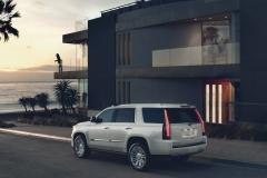 2018 Cadillac Escalade exterior 011