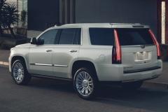 2018 Cadillac Escalade exterior 012