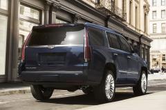 2018 Cadillac Escalade exterior 013