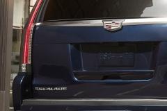 2018 Cadillac Escalade exterior 015