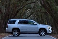 2018 Cadillac Escalade exterior 016