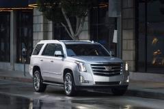 2018 Cadillac Escalade exterior 017