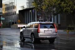 2018 Cadillac Escalade exterior 019