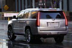 2018 Cadillac Escalade exterior 020