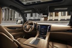 2018 Cadillac Escalade interior 001