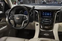 2018 Cadillac Escalade interior 002