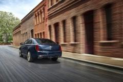 2018 Cadillac XTS exterior 003