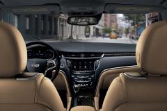 2018 Cadillac XTS interior 001