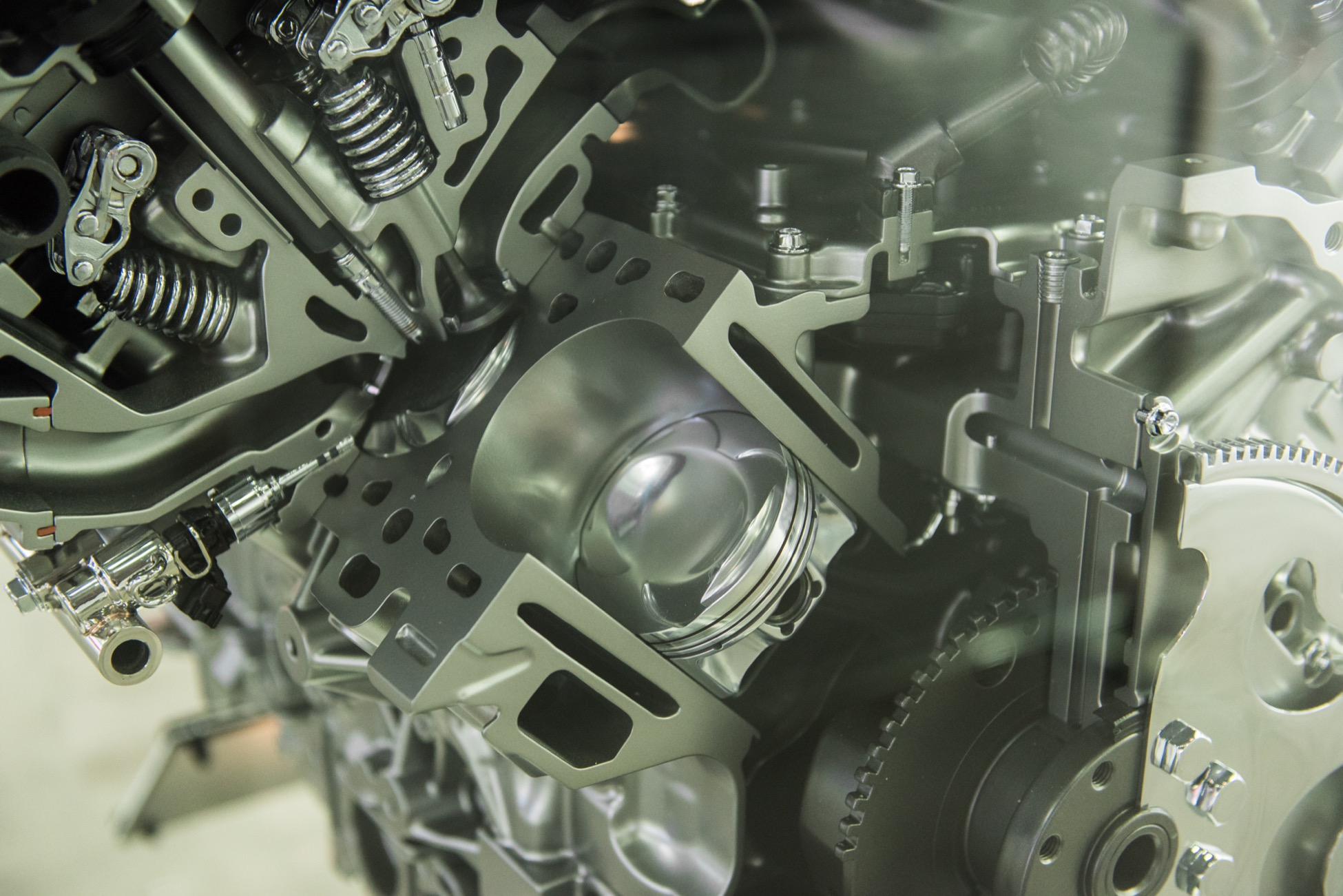 Cadillac 4.2L DOHC V8 Not For Racing