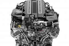 Cadillac 4.2L Twin-Turbo V8 DOHC LTA Engine 001