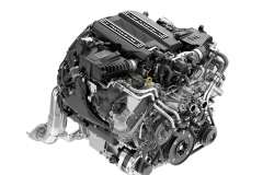 Cadillac 4.2L Twin-Turbo V8 DOHC LTA Engine 003