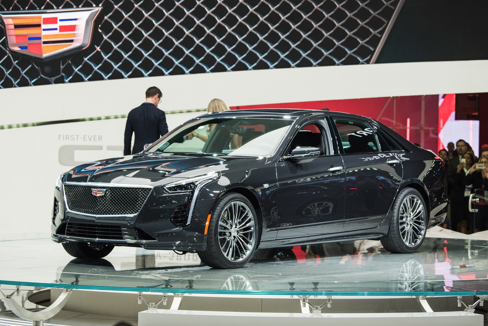 Cadillac Makes First Public Mention Of Ct6 V