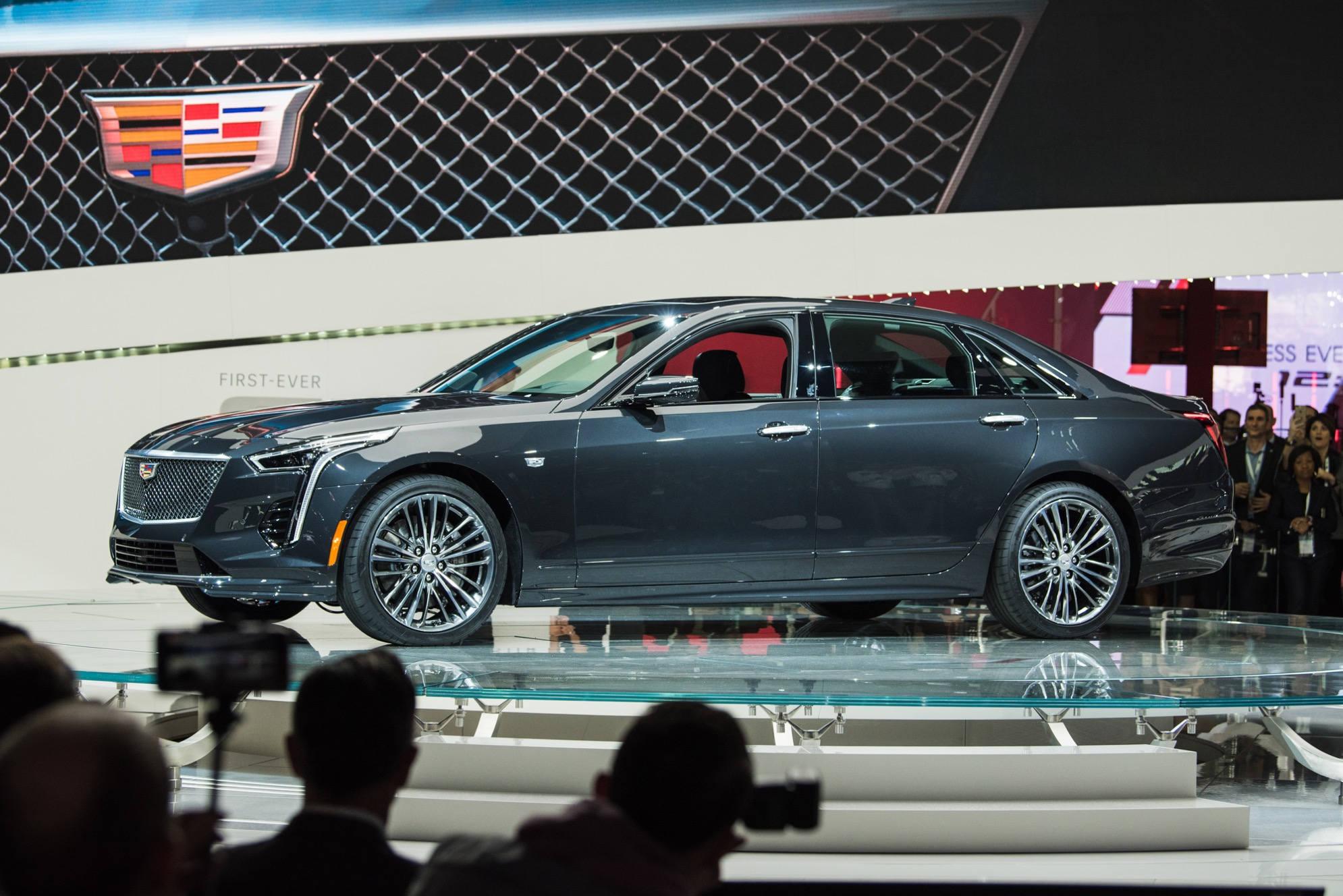 2019 Cadillac Ct6 V Preorders Sell Out Within Minutes