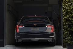 2019 Cadillac CT6 V-Sport exterior 003 rear zoom