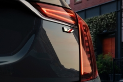 2019 Cadillac CT6 V-Sport exterior 006 taillight focus zoom