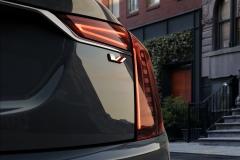 2019 Cadillac CT6 V-Sport exterior 006 taillight focus
