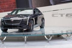 2019 Cadillac CT6 V-Sport exterior - 2018 New York Auto Show live 031