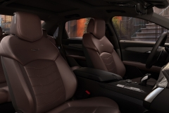 2019 Cadillac CT6 V-Sport interior 001 cabin