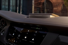2019 Cadillac CT6 V-Sport interior 003 Bose Panaray Speaker and CUE infotainment system