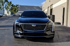 2019 Cadillac CT6-V Delivered To Customer 001 Exterior