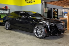 2019 Cadillac CT6-V Delivered To Customer 002 Exterior