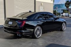 2019 Cadillac CT6-V Delivered To Customer 004 Exterior